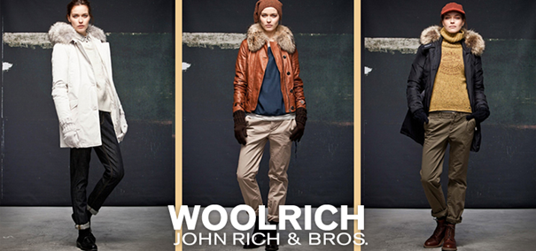 Woolrich Three Models